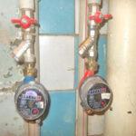 Для чего производится установка счетчиков воды в СПб