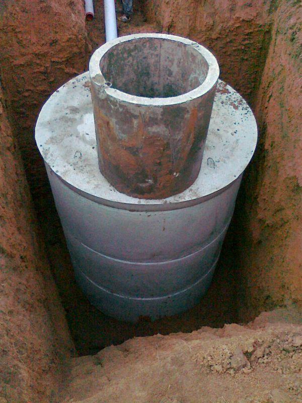 канализация кольца бетонные под ключ