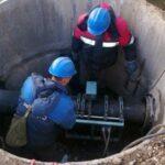 Системы канализации и водоотведения