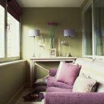 Выбираем мебель для балкона