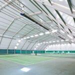 Быстровозводимые спортивные сооружения