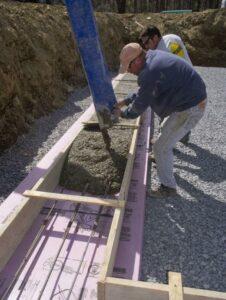 выбрать бетон