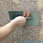 Штукатурка наружных стен — декоративная штукатурка