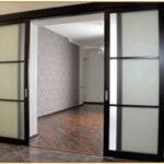 Раздвижные межкомнатные двери: краткое описание