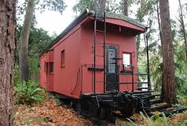 дом-вагон