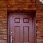 Последовательность проведения обивки деревянных дверей