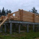 Особенности и преимущества свайного ремонта фундамента