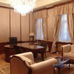 Офисная мебель для руководителя по индивидуальному проекту