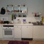 Кухня овербу интерьер икеа