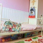 Миннен детская кровать в интерьере