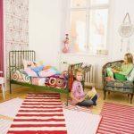 Миннен детская раздвижная кровать от Икеа фото