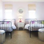 Миннен кровать в интерьере