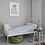Миннен раздвижная кровать от Икеа фото