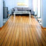 Замена деревянного пола в квартире