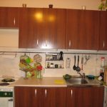 Кухня альбру от Икеа в интерьере