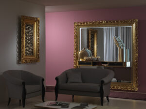 Обрамления для зеркал