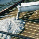Механизм уплотнения бетонных смесей