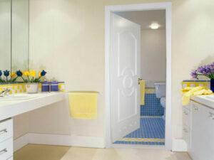 Выбор дверей для ванной комнаты
