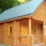 Двускатная крыша — стропильная система под профнастил