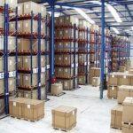 Стеллажи складские для хранения различных грузов