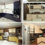 Шкафы для кухни в Москве и Санкт-Петербурге от компании «Классик»
