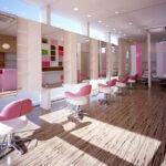 Дизайн салона красоты — залог успеха и процветания