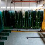 Как производится резка стекла