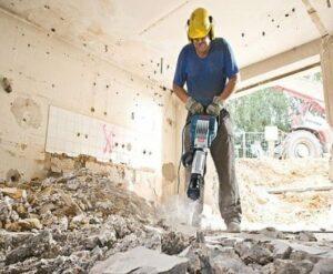 демонтажа гаражных конструкций