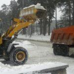 Как борется Москва со снегом зимой