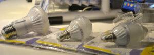 светодиодные лампы китай