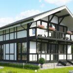 Фахверковые дома — древняя технология деревянного домостроения