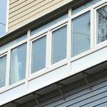 Остекление балконов от компании «Золотой дом»
