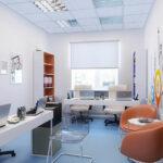 Что включает в себя профессиональный ремонт и отделка офисов