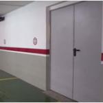 Двери для чистых помещений и противопожарные