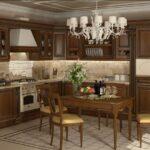 Материалы для корпуса и фасада кухни