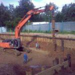 Высокотехнологичное погружение шпунта ускоряет процесс строительства