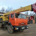Гарантийное обслуживание и ремонт автокранов