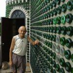 Оригинальное бутылочное строительство