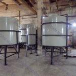 Емкости с мешалками и воздуховоды для вентиляции от компании «ПластФорм»