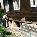 Особенности ремонта деревянного дома