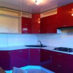 Кухонная мебель эконом класса от компании «BGM»