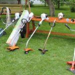 Садовые триммеры: как выбрать инвентарь