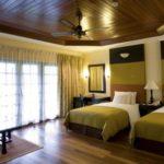 Спальня: от пола до потолка