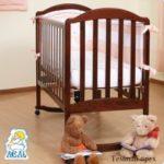 Кроватки для новорожденных детей – первая мебель вашего малыша