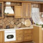 Дизайн кухни своими руками