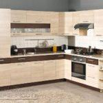 Угловая кухня на заказ от «Качество Комфорт Уверенность»