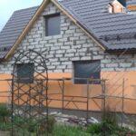 Отделка фасада дома: этапы работы