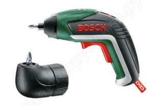 Шуруповерт Bosch IXO V