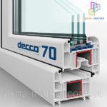 Окна Decco – больше камер, меньше цена