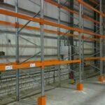 Паллетные стеллажи для склада — технические характеристики